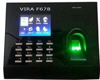 Máy chấm công vân tay VIRA F678