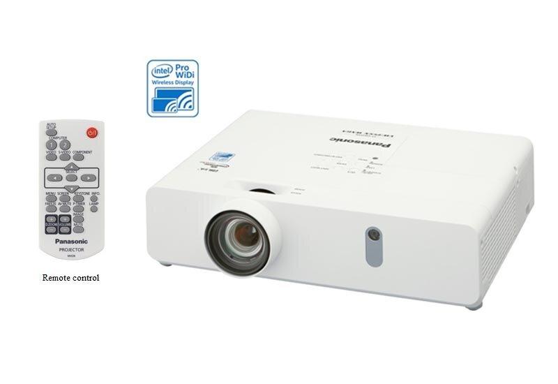 Máy chiếu Panasonic PT-VW355NZ - 4000 Ansilumens, 1280x800 WXGA