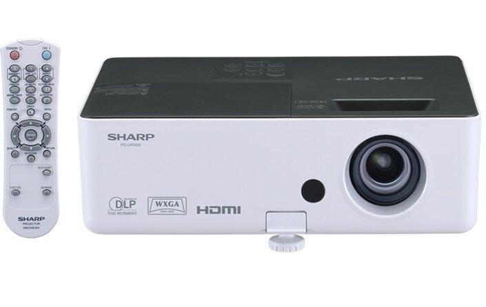 Máy chiếu SHARP PG-LW3500