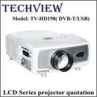 Máy chiếu Techview TV-HD198 (DVB-T/USB)