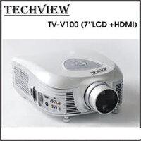 Máy chiếu Techview TV-V100 (7''LCD+HDMI)
