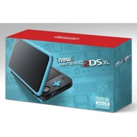 Máy chơi game Nintendo New 2DS XL Black + Turquoise
