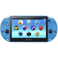 Máy chơi game PS Vita 2000 Aqua