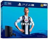 Máy chơi game Sony PS4 Pro FIFA 19 PLAS-10252HF