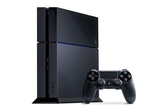 Máy chơi game Sony PlayStation®4 CUH - 1106A