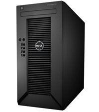 Máy chủ Dell PowerEdge T20 Intel Xeon E3-1225v3 3.2GHz,8MB, 4GB RAM, 1TB SATA HDD, DVDRW, 290W
