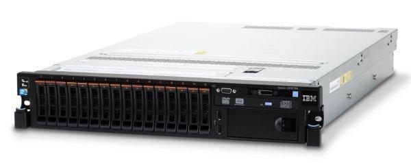 Máy chủ IBM Lenovo System X3650 M4 - 7915H3A