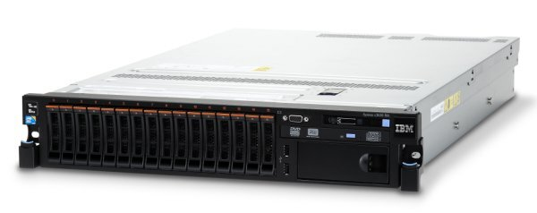Máy chủ IBM Lenovo System X3650 M4 - 7915M3A