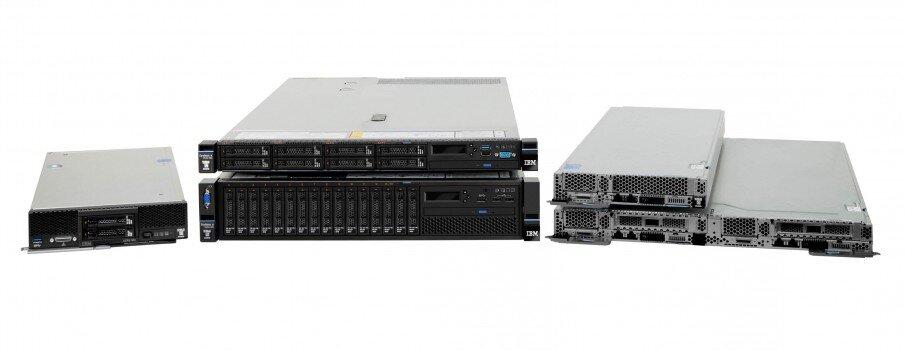 Máy chủ IBM Lenovo System X3650 M5 - 8871G2A