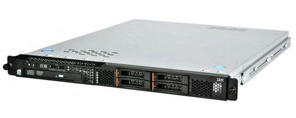 Máy chủ IBM System x3250M3 (4252C2A) - Intel Quad-Core Xeon X3430 2.4GHz, 32GB DDR3, 2 TB HDD
