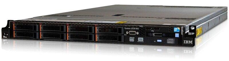 Máy chủ IBM System x3550 M4 791432A