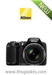 Máy chụp hình Nikon Coolpix L340