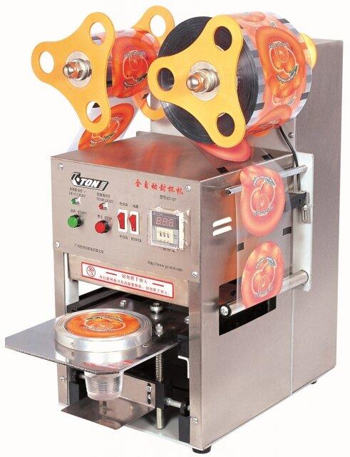 Máy dán miệng cóc trà sữa tự động ET-Q6