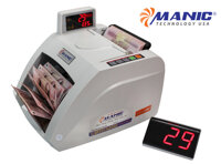 Máy đếm tiền Manic B2850