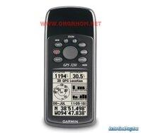 Máy định vị cầm tay GPS Garmin GPS 72H