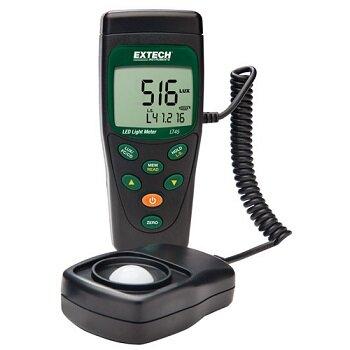 Máy đo cường độ ánh sáng cho đèn LED Extech - LT45