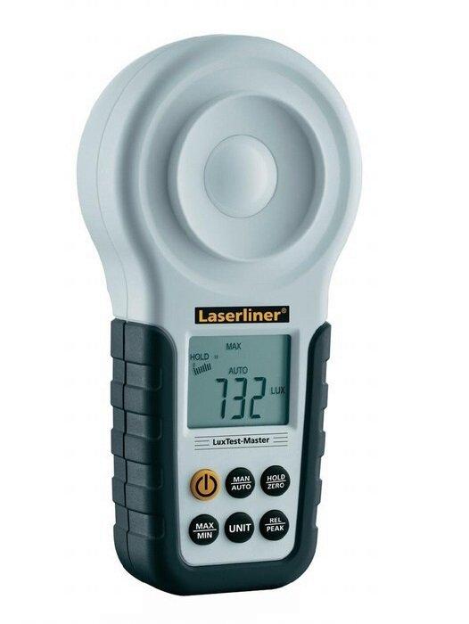 Máy đo cường độ sáng LaserLiner 082.130A