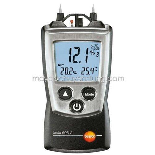 Máy đo độ ẩm Gổ Testo 606-2