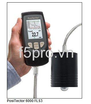 Máy đo độ dày lớp phủ DeFelsko PosiTector 6000 FLS3