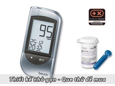 Máy đo đường huyết Beurer GL30 (GL-30)