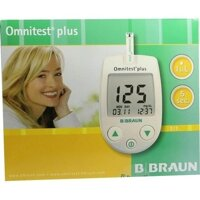 Máy đo đường huyết Braun Omnitest Plus