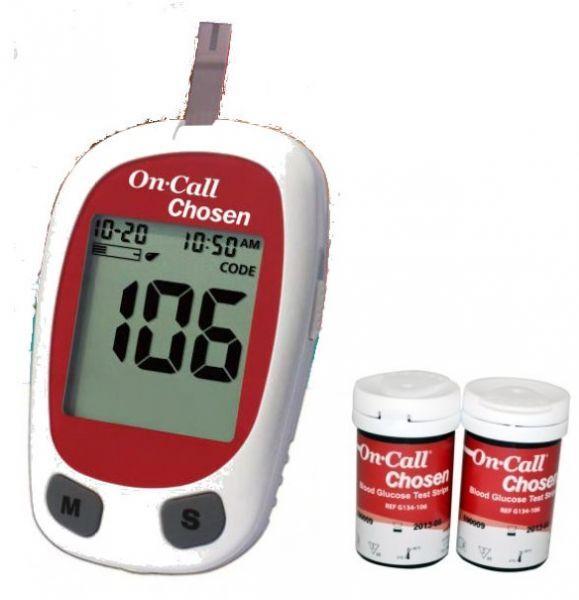 Máy đo đường huyết ON-CALL Chosen