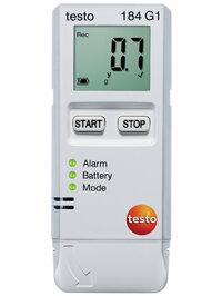 Máy đo ghi nhiệt độ, độ ẩm, độ shock Testo 184 G