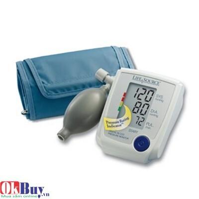 Máy đo huyết áp bán tự động AND UA-705