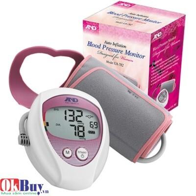 Máy đo huyết áp bắp tay AND UA-782