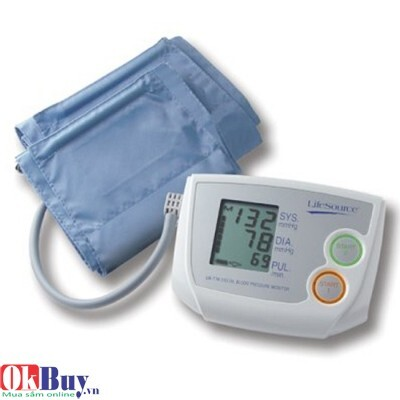 Máy đo huyết áp bắp tay AND UA-774