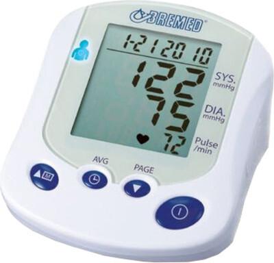 Máy đo huyết áp bắp tay Bremed BD8200 (BD-8200)