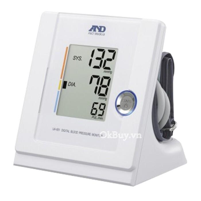 Máy đo huyết áp bắp tay tự động AND UA-852