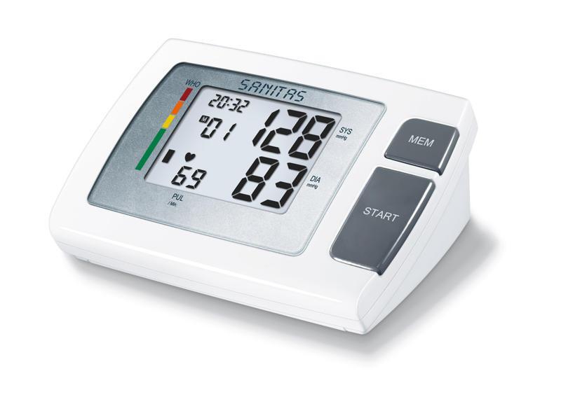 Máy đo huyết áp bắp tay Sanitas SBM 29