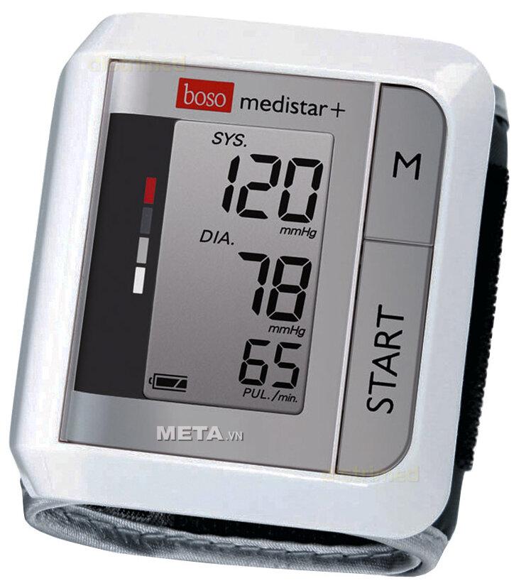 Máy đo huyết áp Boso Medistar +