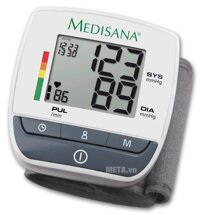 Máy đo huyết áp cổ tay BW 310