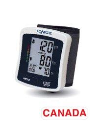 Máy đo huyết áp cổ tay CONFORT BP - 2206