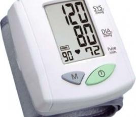 Máy đo huyết áp cổ tay Rossmax G150