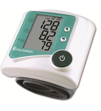 Máy đo huyết áp cổ tay Polygreen KP-6230