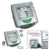 Máy đo huyết áp cổ tay Medisana HGD