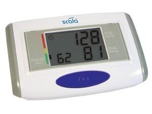 Máy đo huyết áp điện tử cổ tay Scala KP-7660