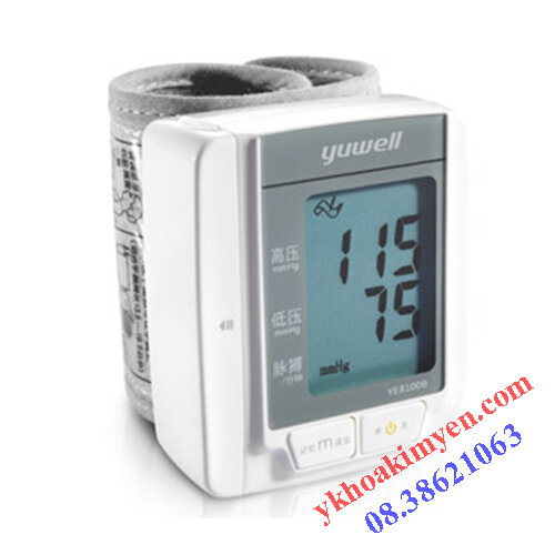 Máy đo huyết áp Yuwell YE-8001B