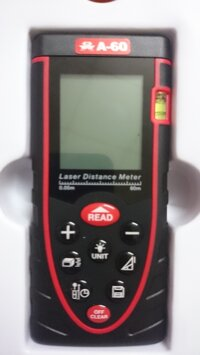 Máy đo khoảng cách GPI A60