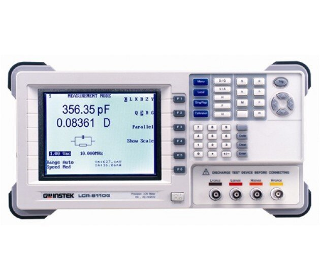 Máy đo LCR Gw instek LCR-8105G