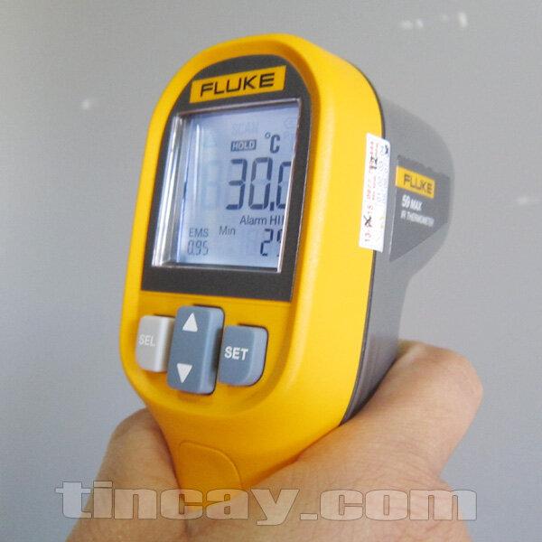 Máy đo nhiệt độ bằng hồng ngoại Fluke 59 MAX