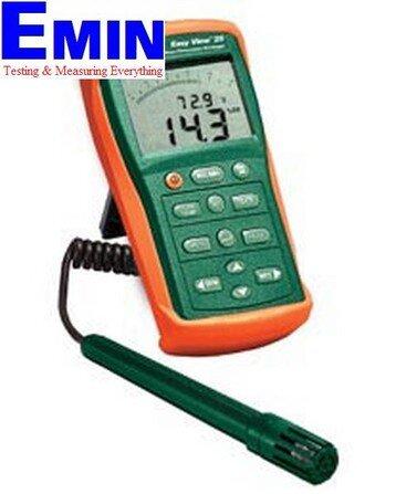 Máy đo nhiệt độ ,độ ẩm Extech EA25