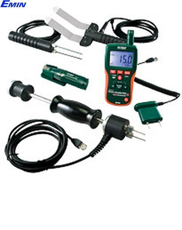 Máy đo nhiệt độ, độ ẩm Extech MO290-RK