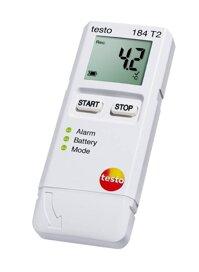 Máy đo nhiệt độ tự ghi Testo 184 T2