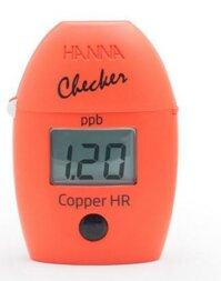Máy đo nồng độ đồng dải cao Hanna HI702