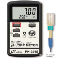 Máy đo PH Lutron PH-224S