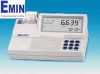 Máy đo PH/ORP/Nhiệt độ tích hợp máy in Hanna HI122-02